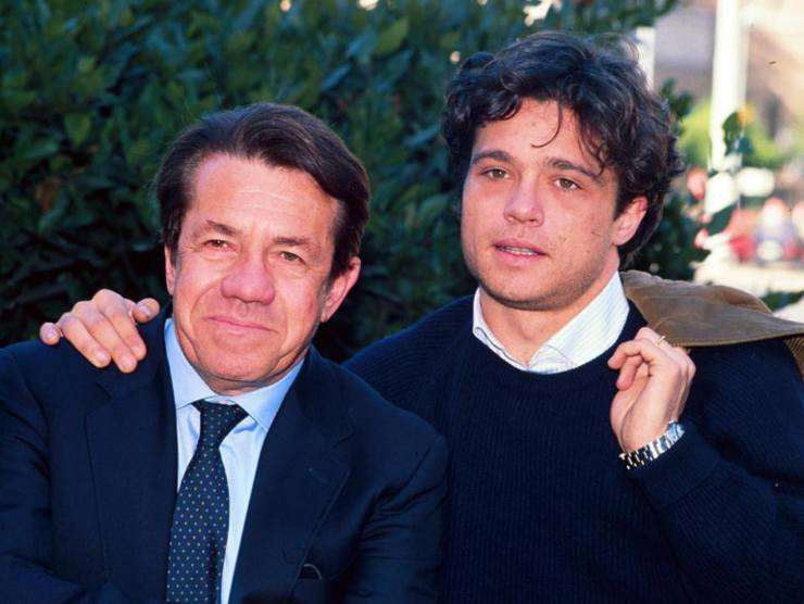 Ferruccio e Claudio Amendola (EcoDelCinema.com)